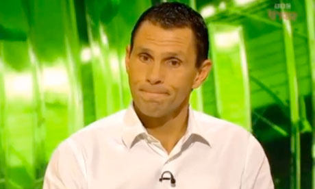 Gus Poyet on the BBC